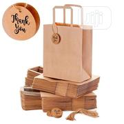 Brown Kraft Paperbags For Groceries, Gift, Packages | Manufacturing Services for sale in Lagos State, Amuwo-Odofin
