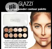 Glazzi Dry Contour/Highlight Pallet | Makeup for sale in Lagos State, Isolo