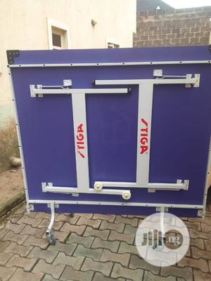 Stiga Outdoor Table Tennis Board | Sports Equipment for sale in Lagos State, Surulere