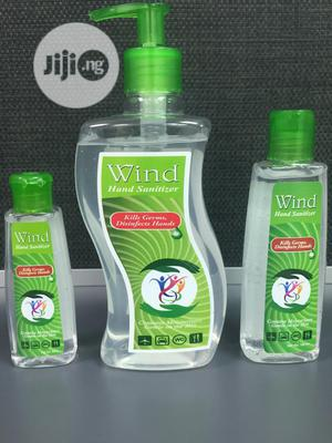 Wind Hand Sanitizer In Cartons(50ml,100ml And 500ml) | Skin Care for sale in Lagos State, Ojodu