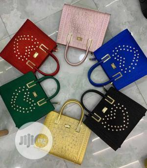 Big Jelly Rubber Office Hand Bag   Bags for sale in Lagos State, Ojo