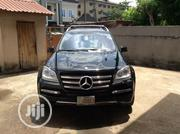 Mercedes-Benz GL Class 2012 GL 550 Black | Cars for sale in Lagos State, Surulere