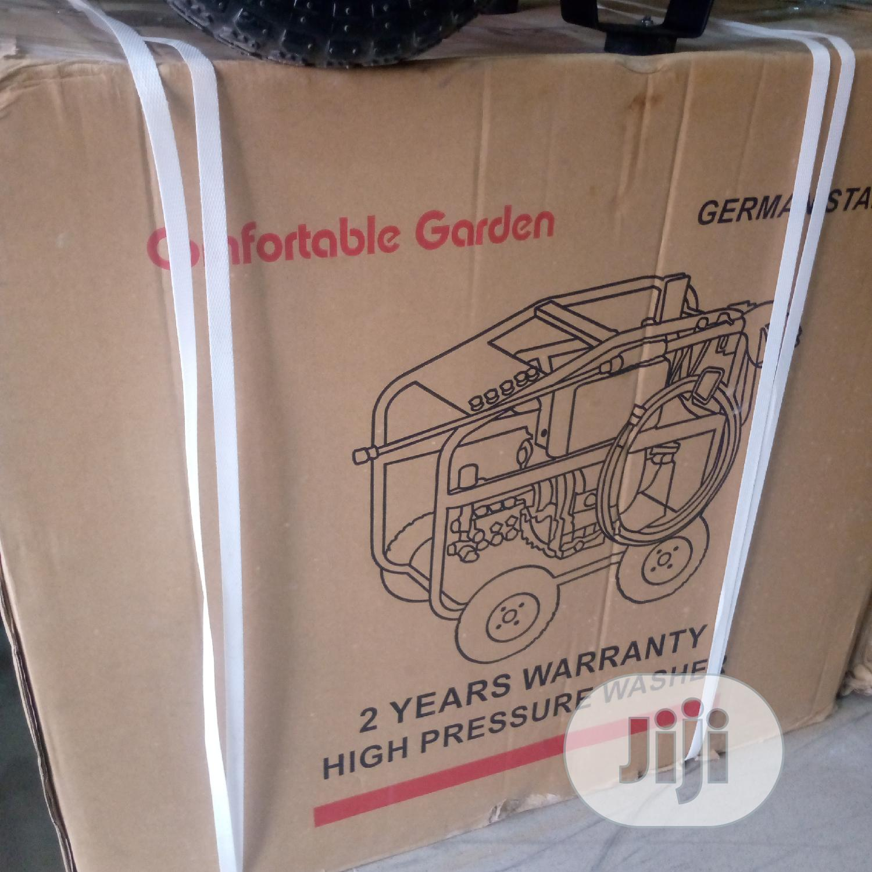 Brand New Diesel Car Wash Machine   Garden for sale in Ojo, Lagos State, Nigeria