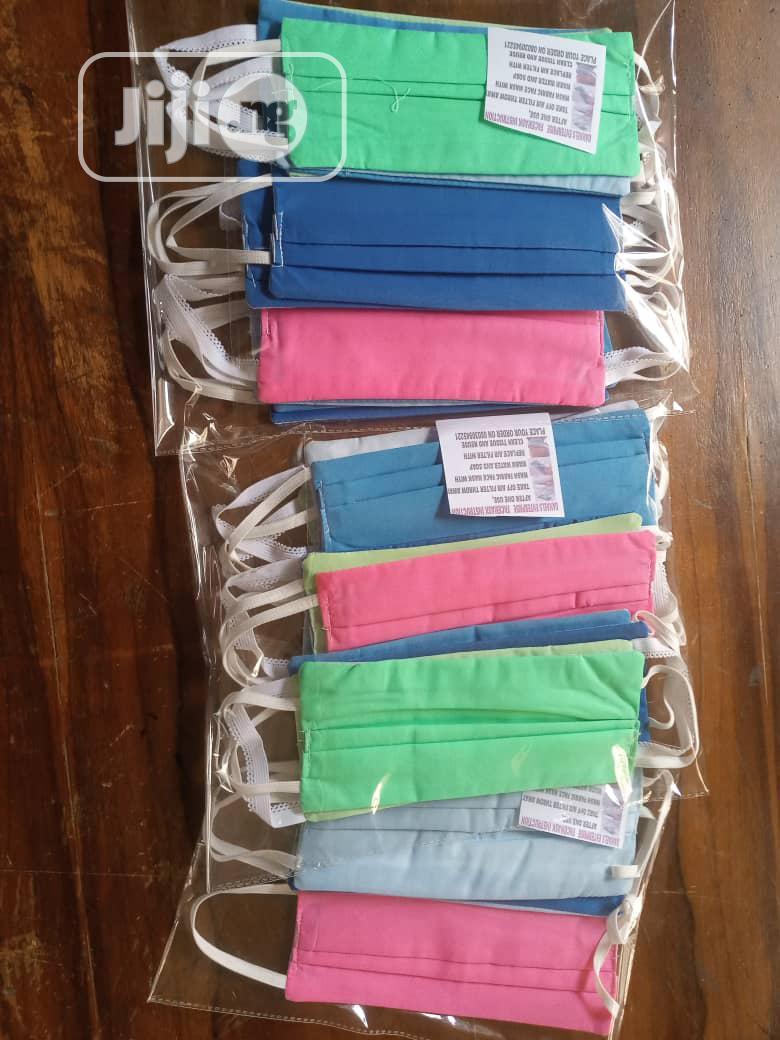 Plain Color Nose Masks | Medical Equipment for sale in Warri, Delta State, Nigeria