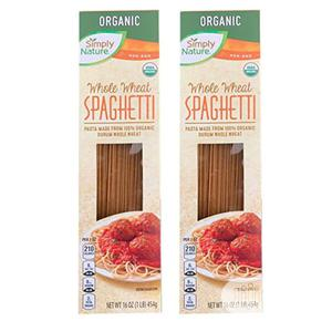 Simply Nature Organic Whole Wheat Spaghetti (454g) | Meals & Drinks for sale in Lagos State, Ikeja