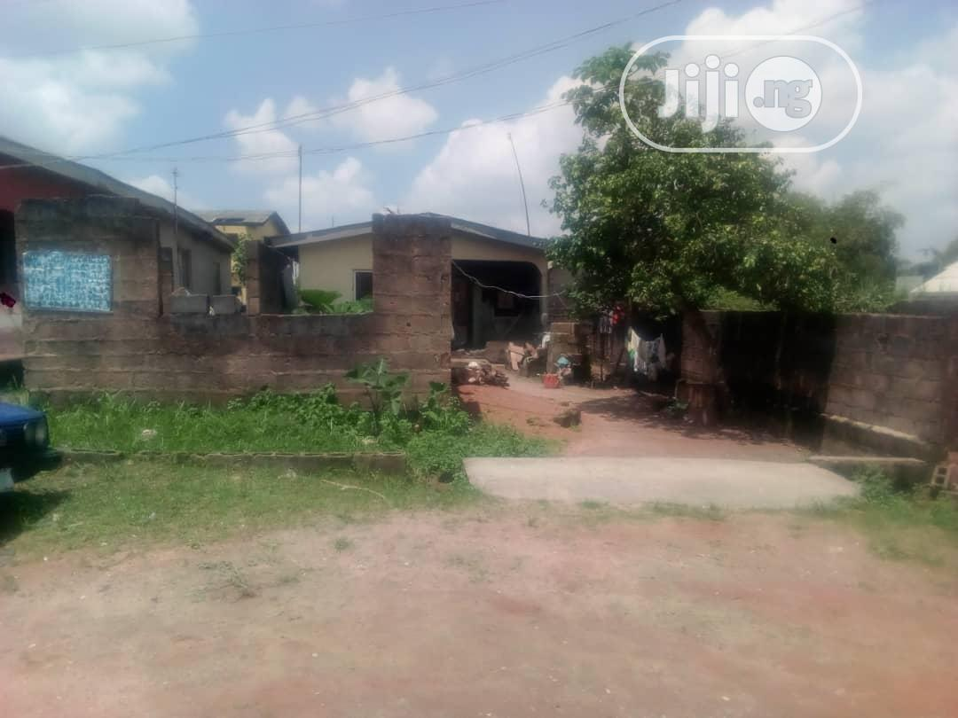Archive: Piece Of Dry Land At Command Ipaja For Sale.