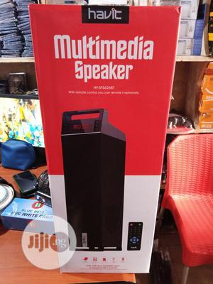 Havit Rechargable Bluetooth Speaker | Audio & Music Equipment for sale in Lagos State, Ikeja