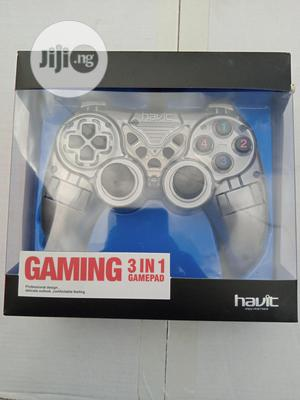 Havit 3 In 1 Wired Game Pads For P1/Ps2/PS3 Consoles And Pc Computer | Accessories & Supplies for Electronics for sale in Lagos State, Ikeja