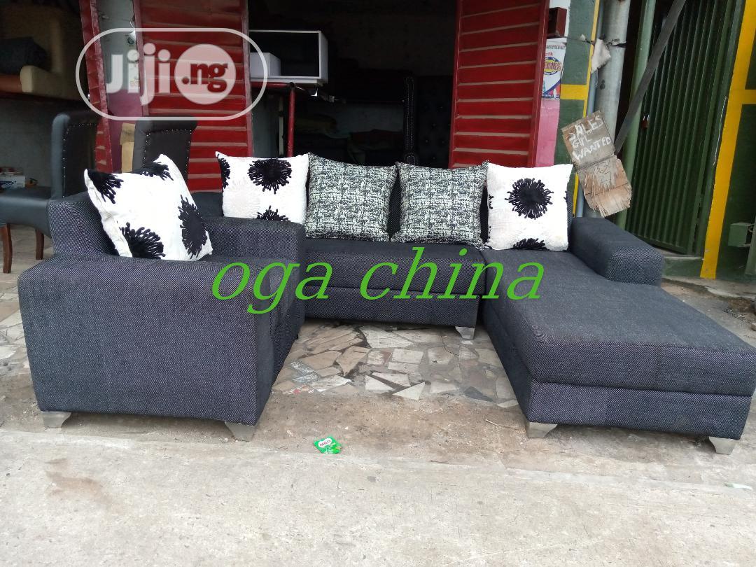 Complete L Shape Sofa