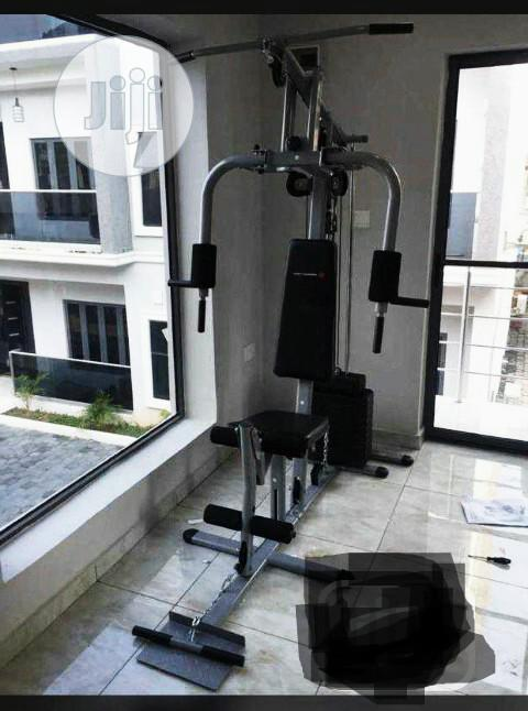 Archive: Standard Multi Station Gym
