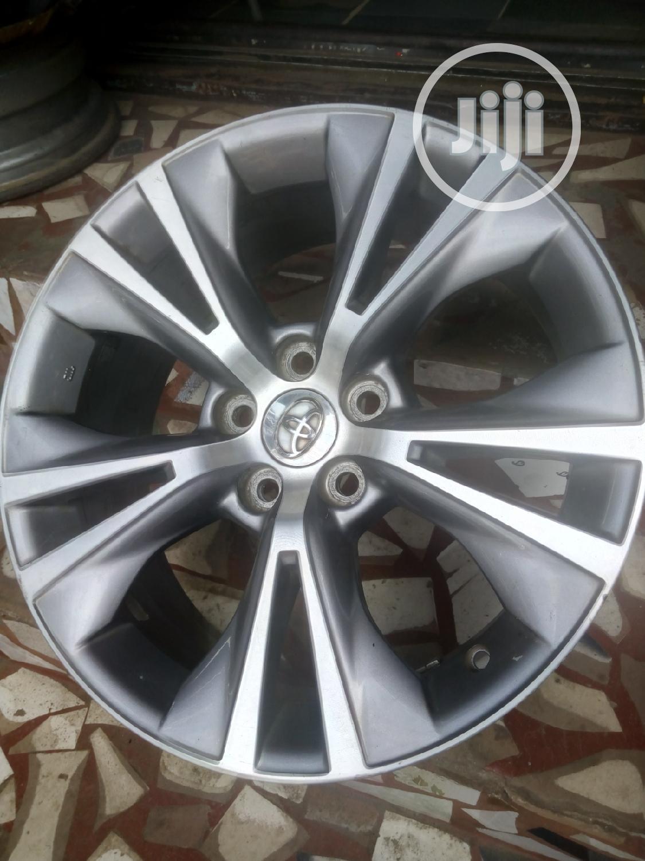 Archive: 18 Rim Toyota Highlander Limited