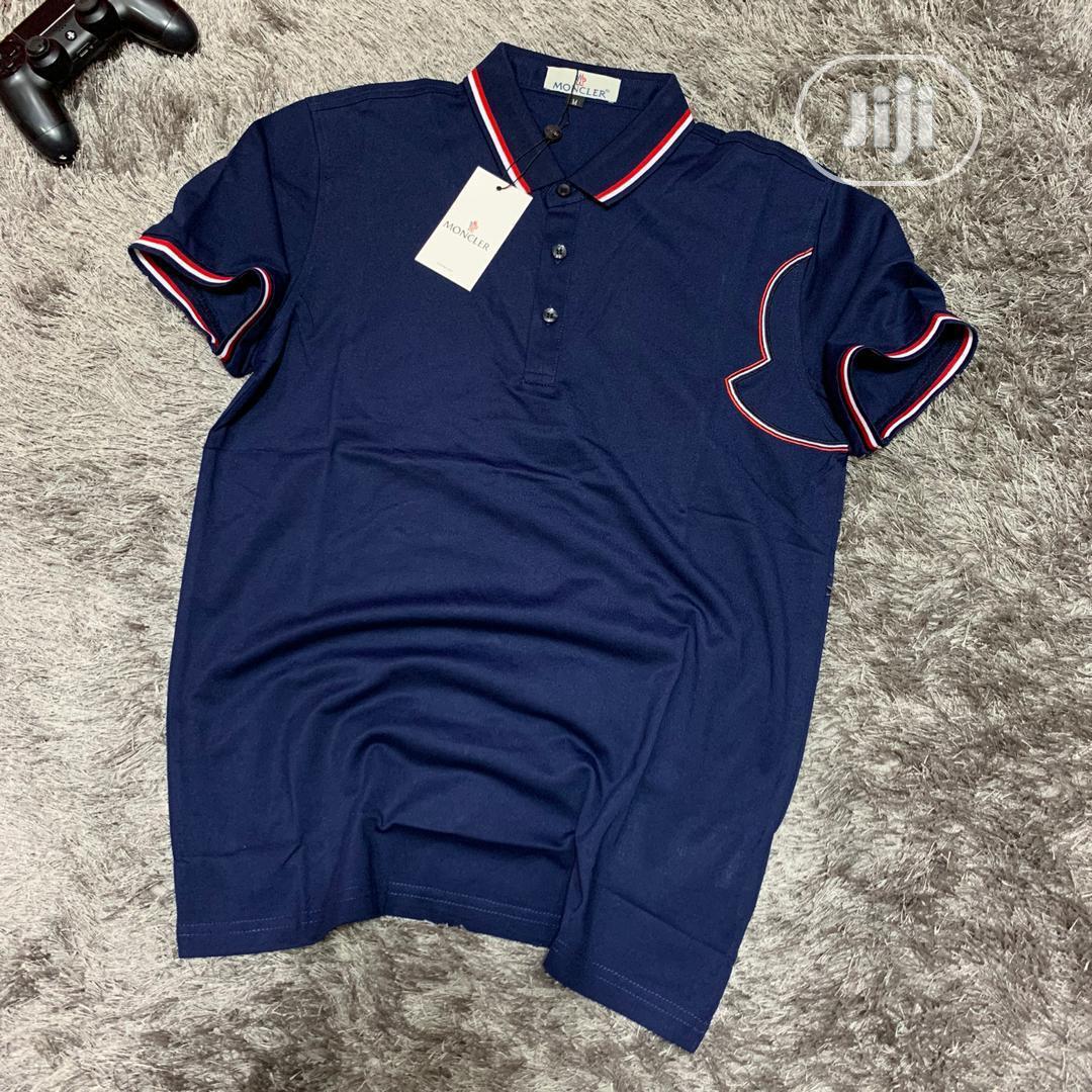 Moncler Designer T Shirt | Clothing for sale in Gwarinpa, Abuja (FCT) State, Nigeria