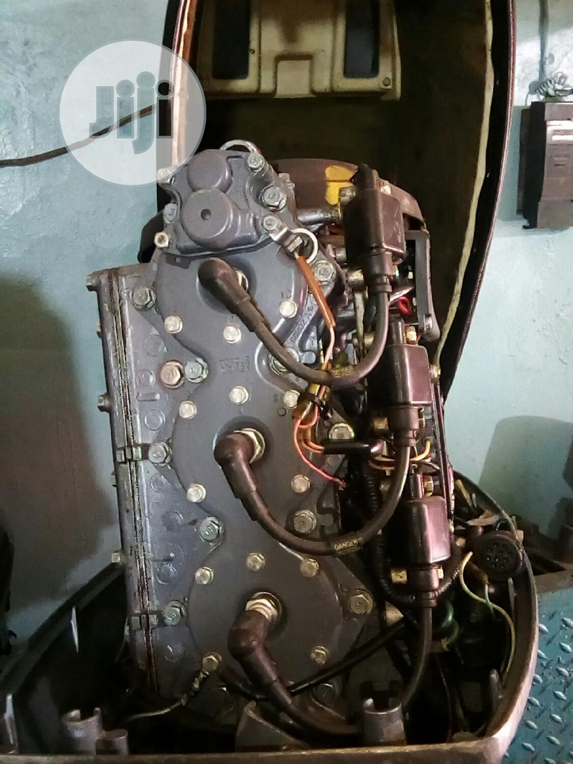 Yamaha Engine | Watercraft & Boats for sale in Port-Harcourt, Rivers State, Nigeria