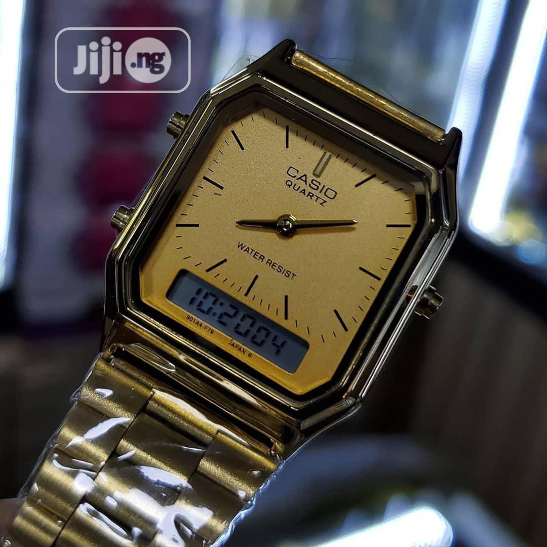 Archive: Casio Quartz Watch