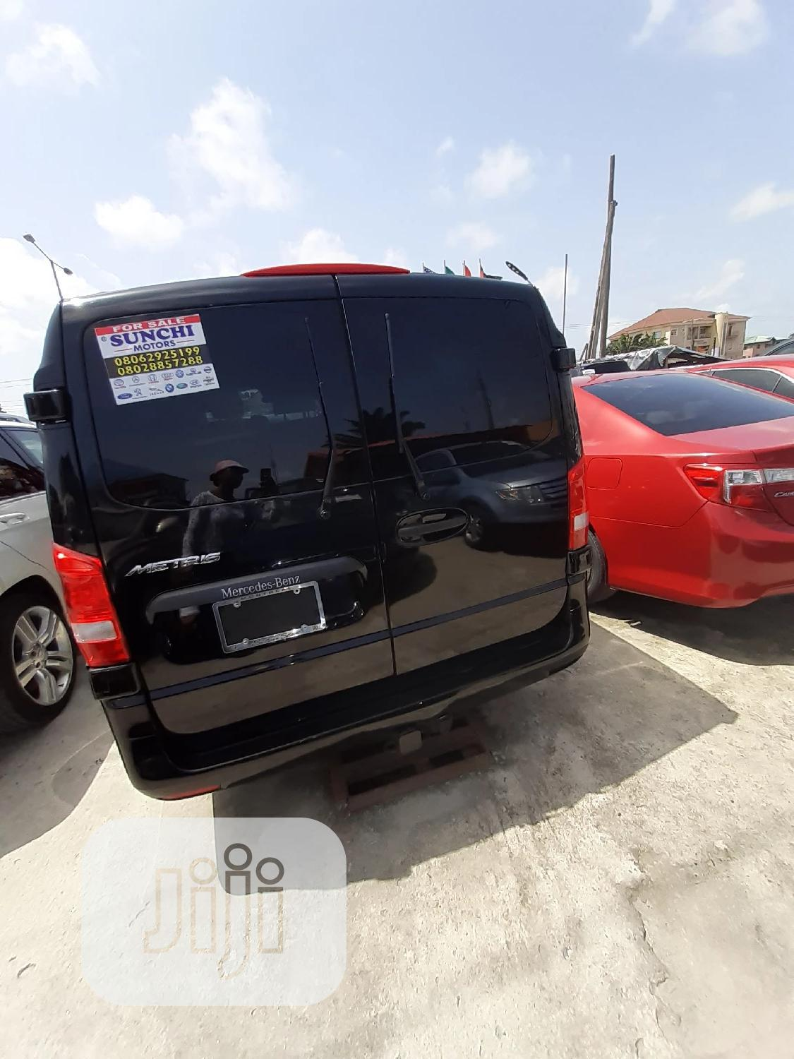 Mercedes Benz Metris Bus 2016 | Buses & Microbuses for sale in Lekki Phase 1, Lagos State, Nigeria