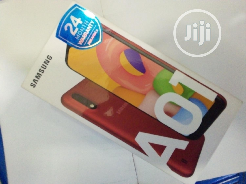 Archive: New Samsung Galaxy A01 16 GB Black