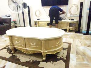Quality Royal TV Shelf And Table | Furniture for sale in Lagos State, Ikeja