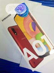 New Samsung Galaxy A01 16 GB Black | Mobile Phones for sale in Lagos State, Yaba