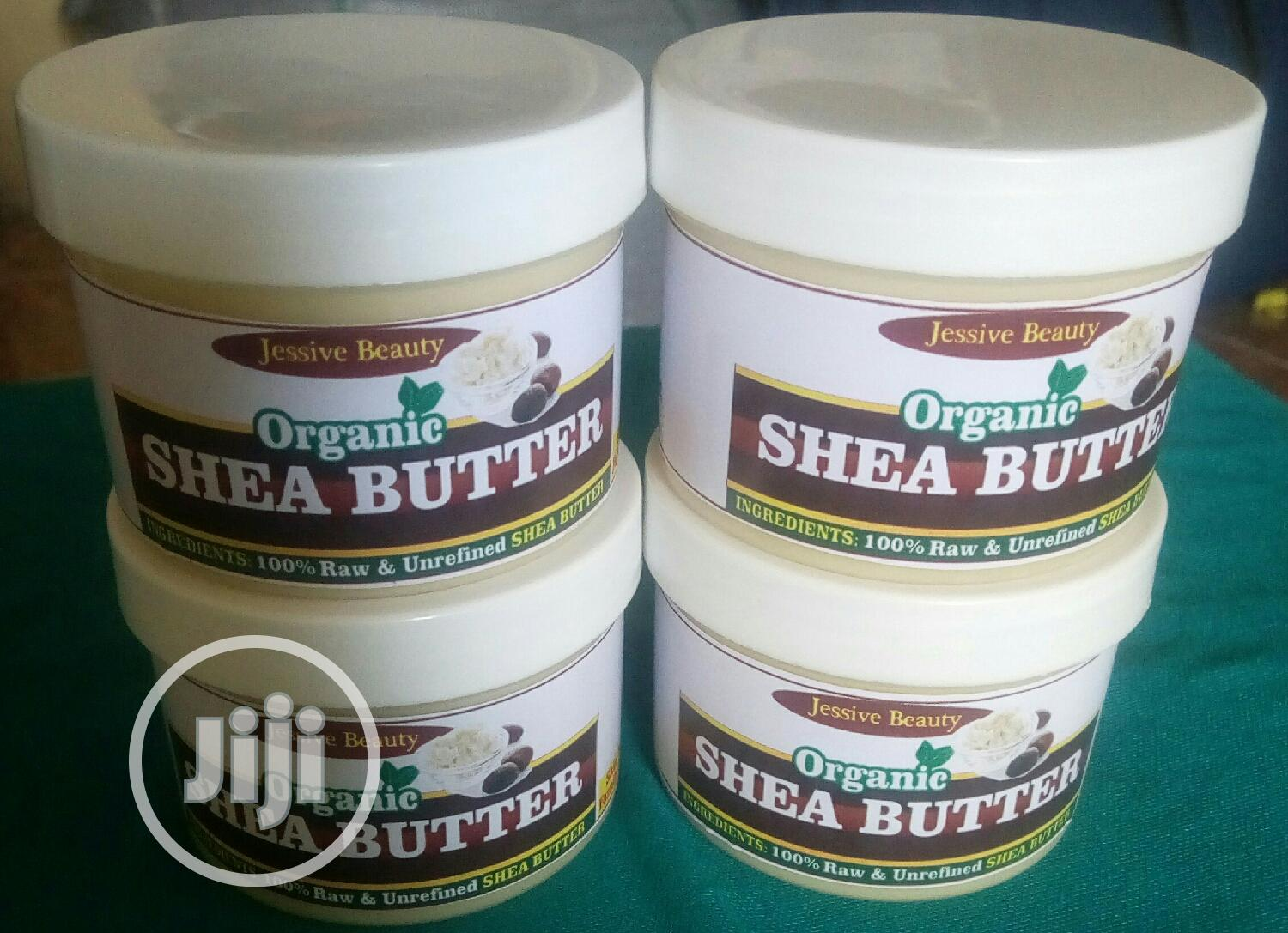 Raw And Unrefined Shea Butter