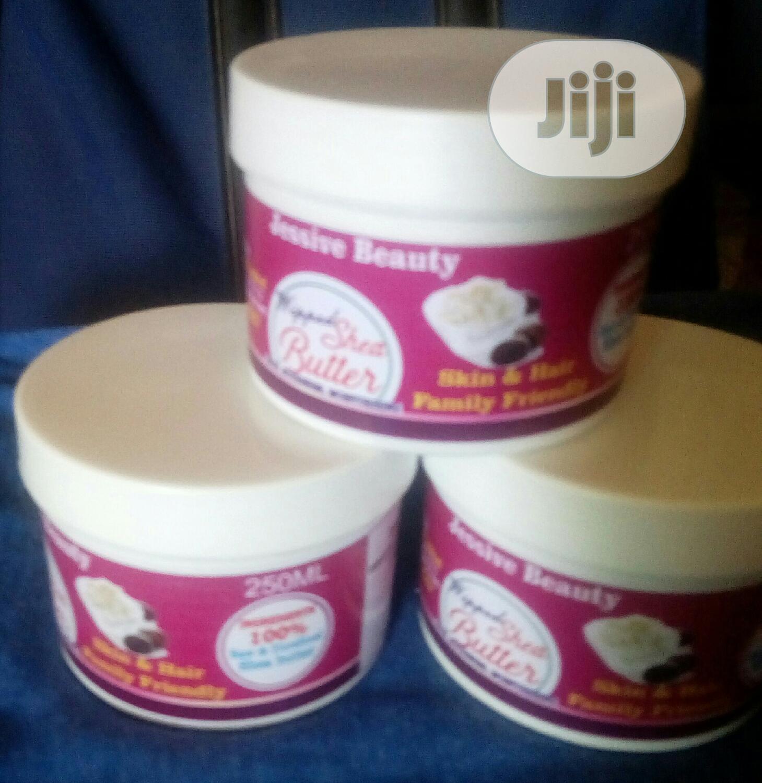 Raw And Unrefined Shea Butter   Bath & Body for sale in Isolo, Lagos State, Nigeria