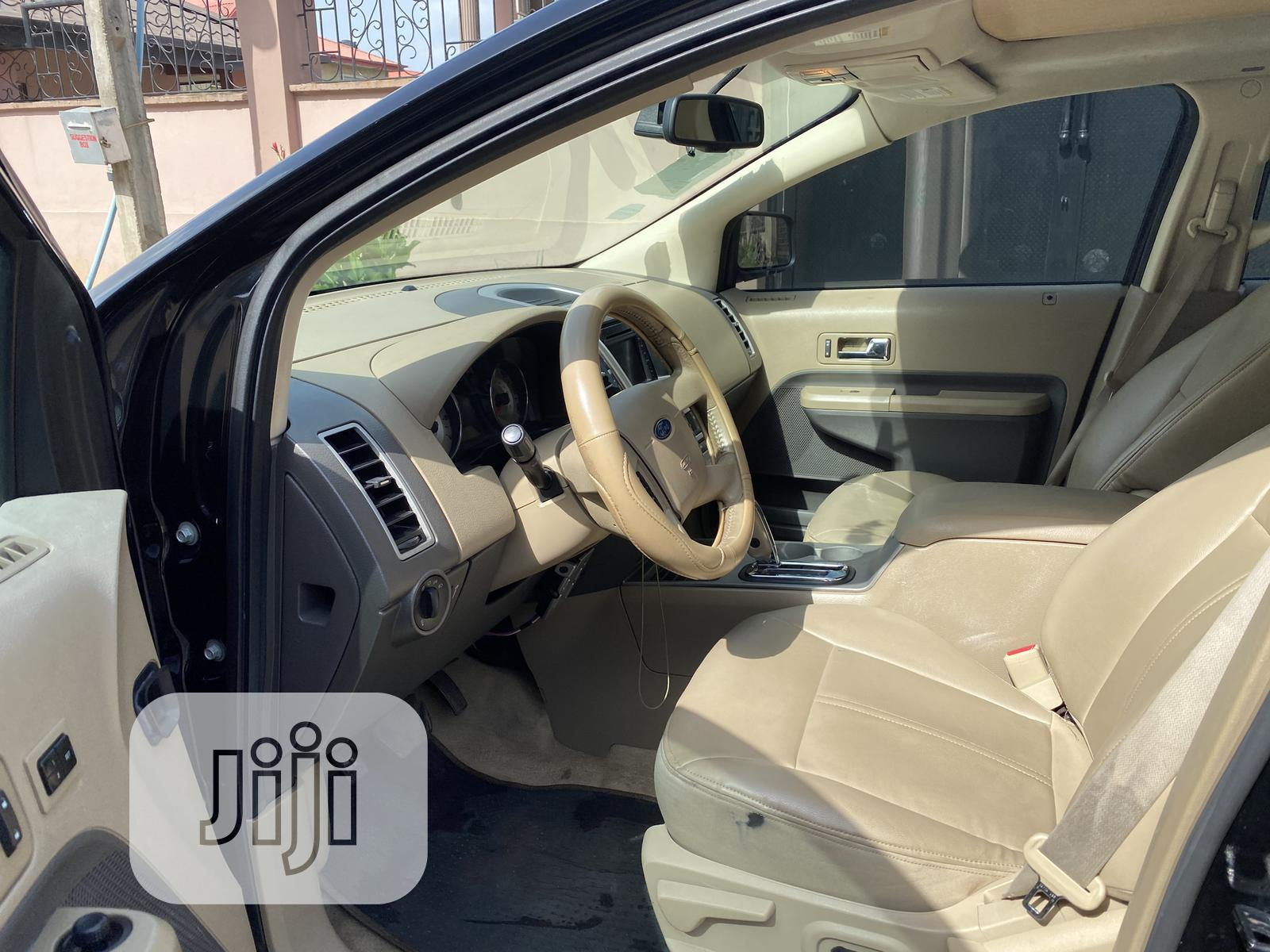 Ford Edge 2007 Black | Cars for sale in Agege, Lagos State, Nigeria