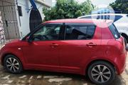 Suzuki Swift 2008 Red | Cars for sale in Lagos State, Ikorodu