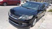 Honda Accord 2013 Black | Cars for sale in Lagos State, Lekki Phase 2