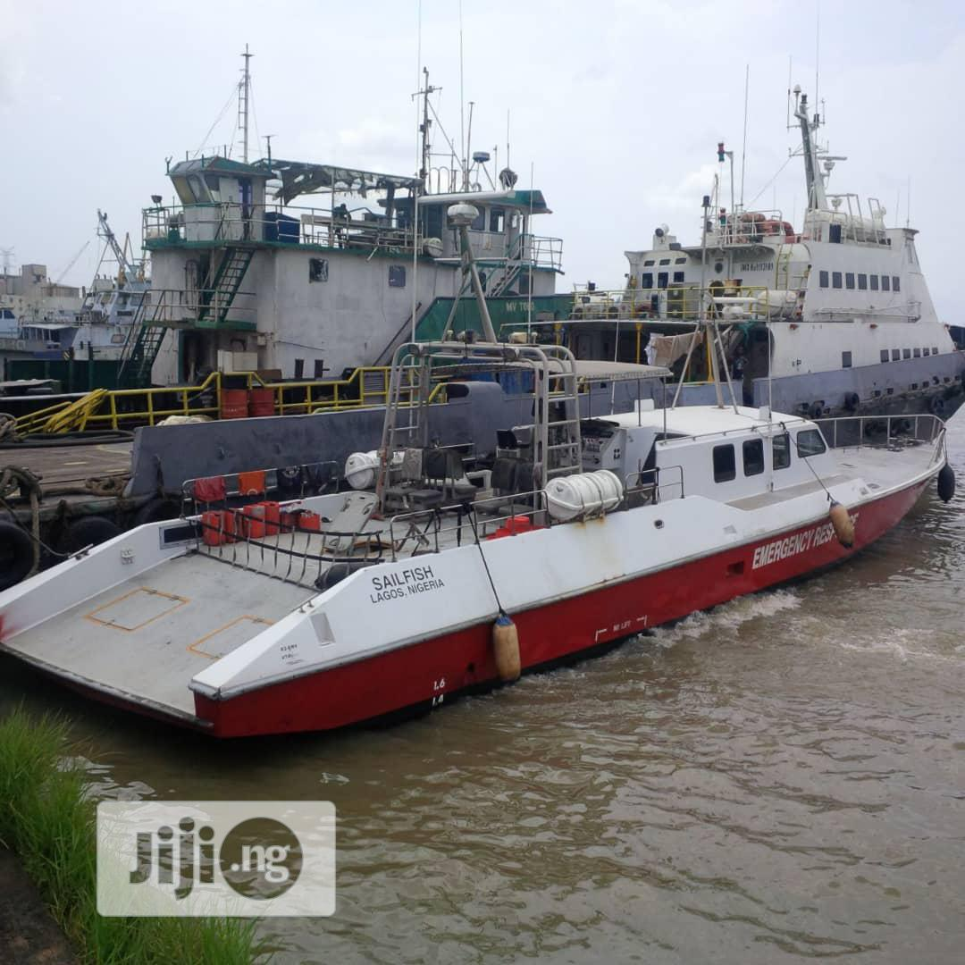Archive: Emergency Boat For Sale