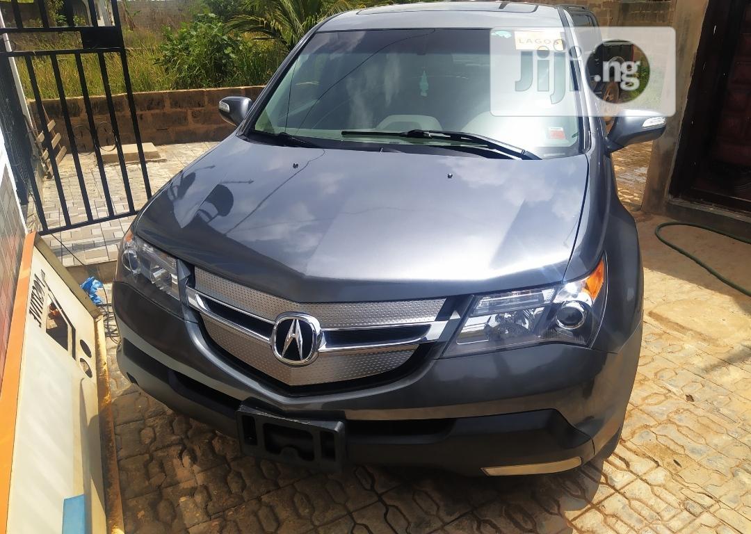 Acura Mdx 2009 Gray In Agboyi Ketu Cars Kola Olakunle Jiji Ng For Sale In Agboyi Ketu Buy Cars From Kola Olakunle On Jiji Ng