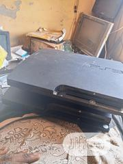 Slim Playstation 3 With Pes 20, Fifa 19, Gta 5 With 1pad | Video Game Consoles for sale in Osun State, Osogbo