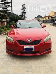 Toyota Camry 2009 Hybrid Red | Cars for sale in Lagos State, Amuwo-Odofin