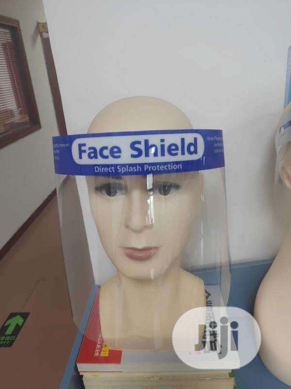 Face Shield | Safety Equipment for sale in Surulere, Lagos State, Nigeria