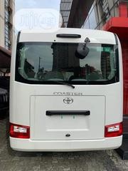 Toyota Coaster Bus 2019 White | Buses & Microbuses for sale in Lagos State, Lekki Phase 2