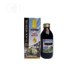 Black Seed Oil 125ml by 6 | Vitamins & Supplements for sale in Lagos State, Apapa