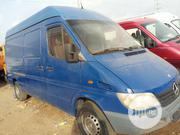Extremely Neat Foreign Used Mercedes Benz Sprinter Container Bus | Buses & Microbuses for sale in Abuja (FCT) State, Gudu