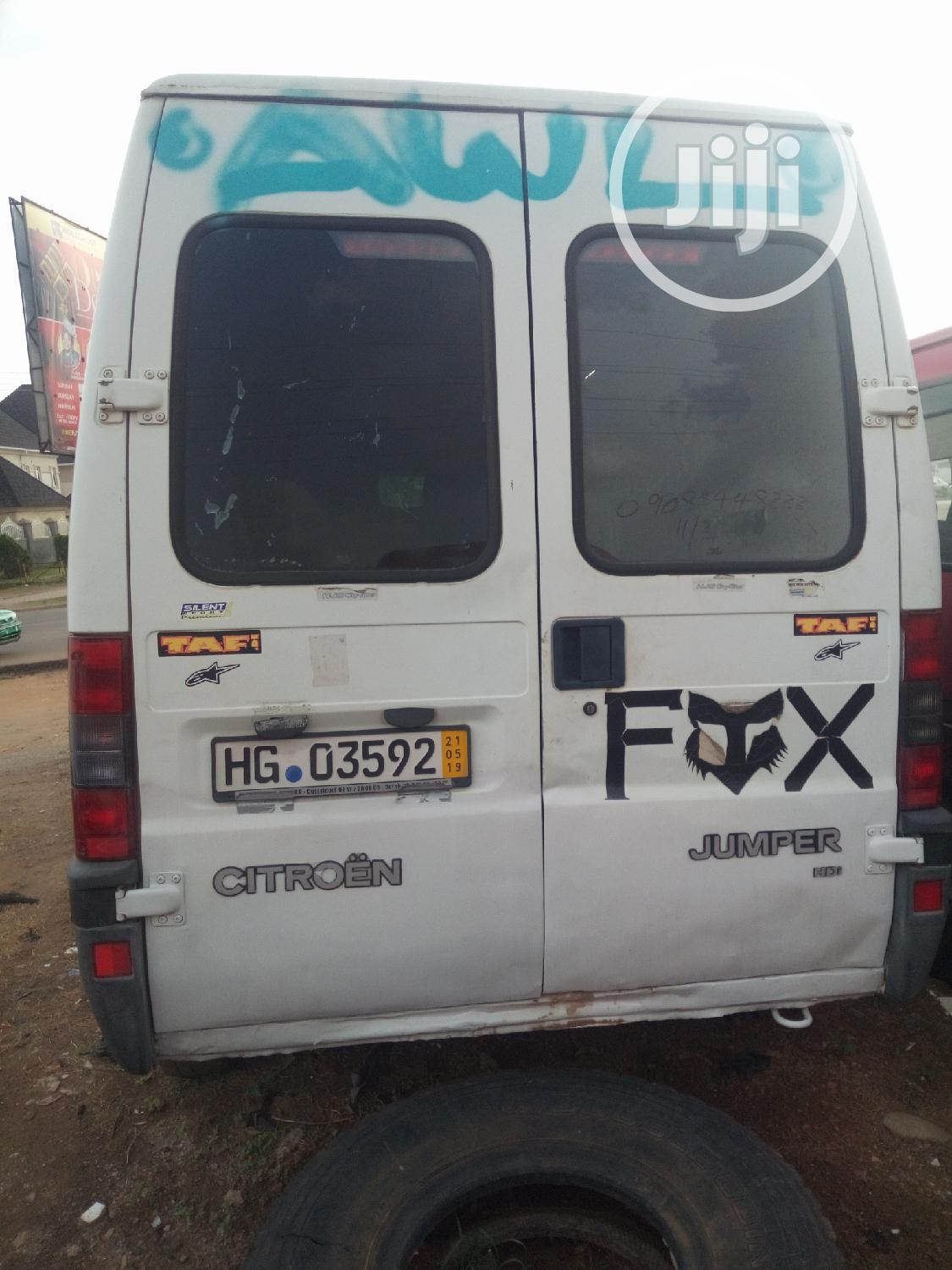 Extremely Neat Foreign Used Citroen Jumper Bus | Buses & Microbuses for sale in Gudu, Abuja (FCT) State, Nigeria