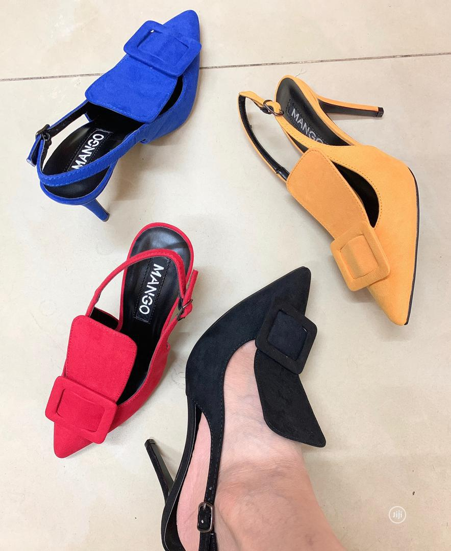 Quality Open Ankle With Heel | Shoes for sale in Lagos Island, Lagos State, Nigeria