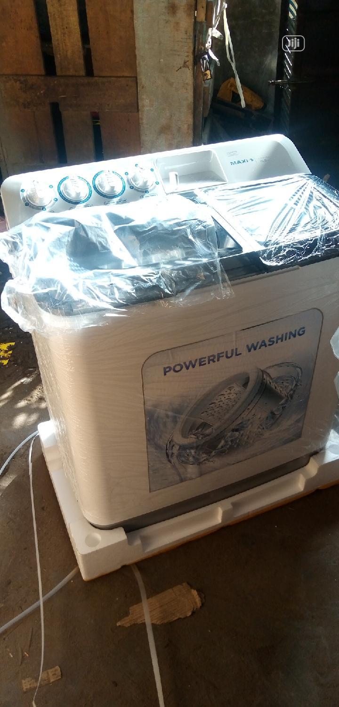 New Arrival Maxi 8KG Twin Tub Washing Machines FTG01-80 1year Warranty