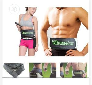 Vibroaction Vibroaction Electric Vibrating Slimming Belt | Tools & Accessories for sale in Lagos State, Lagos Island (Eko)