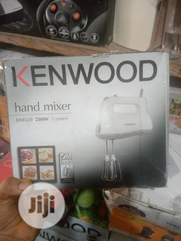 Original Kenwood Hand Mixer 280 Watt