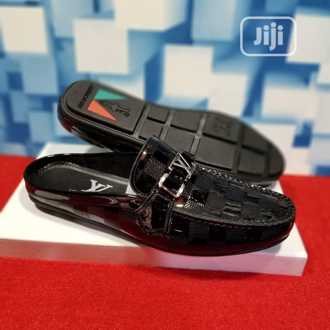 Louis Vuitton Half Shoe Now Available