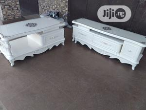 Royal Tv Stand With Center Table Royal Standard Imported | Furniture for sale in Lagos State, Ojo