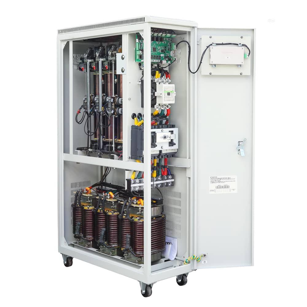 Prag 100kva 3phase Servo Industrial Stabilizer