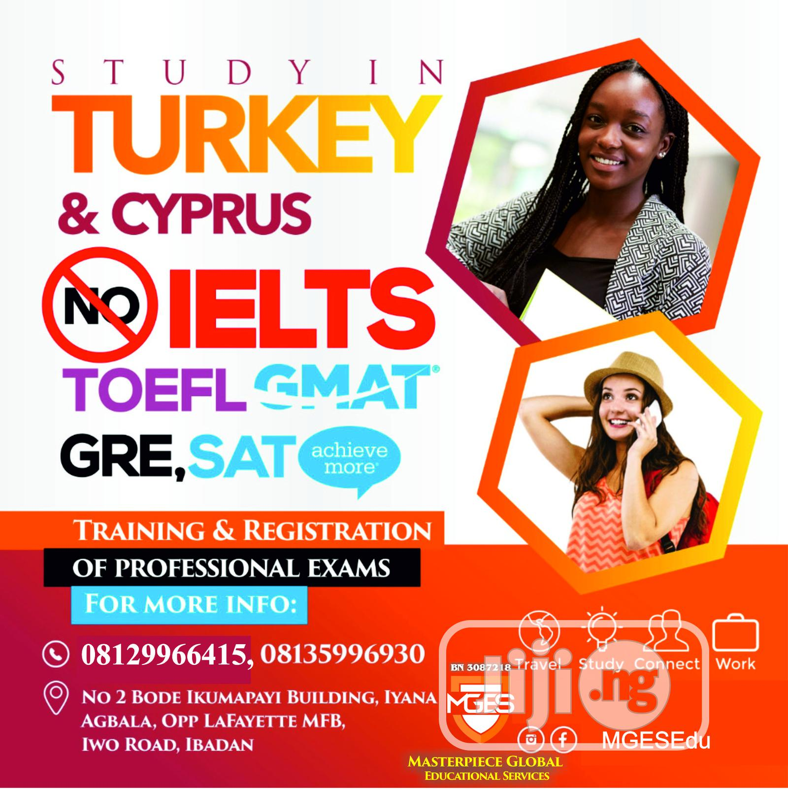 Study in Cyprus and Turkey