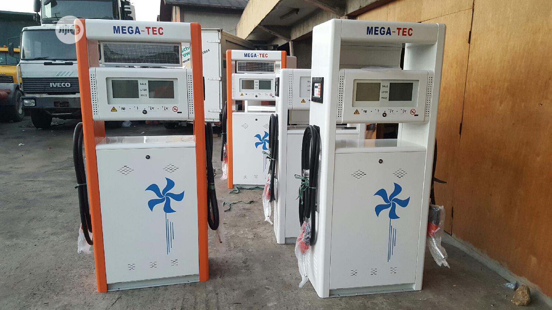 Mega Tec Fuel Dispenser/Pump (Single)