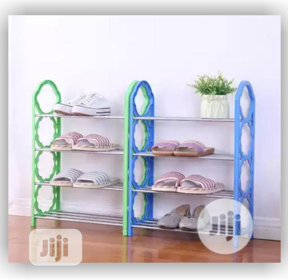 Shoe And Storage Rack   Furniture for sale in Ikeja, Lagos State, Nigeria