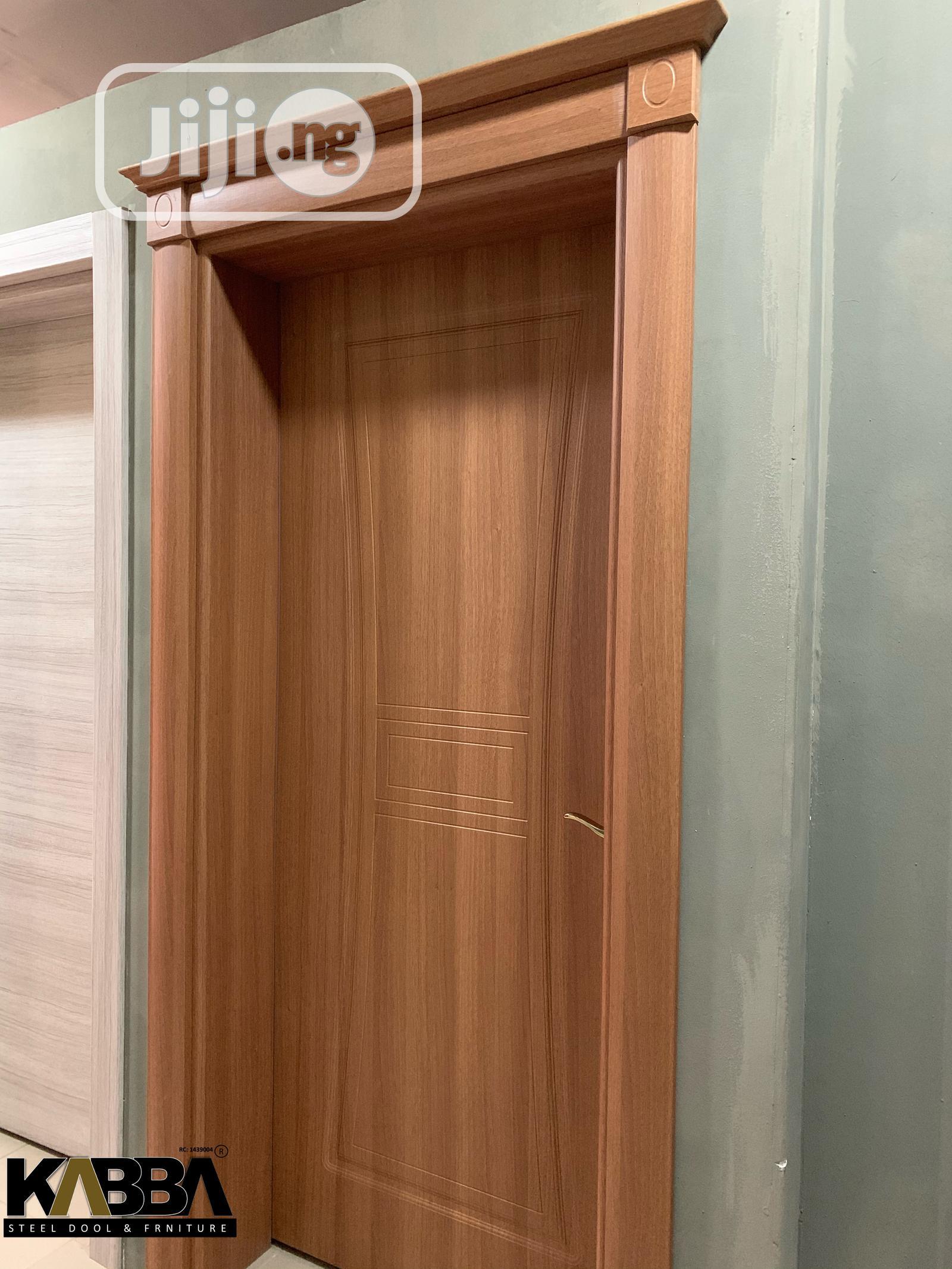 Luxury Turkish Interior Door (Water Proof And Anti-bacterial Door)   Doors for sale in Kubwa, Abuja (FCT) State, Nigeria
