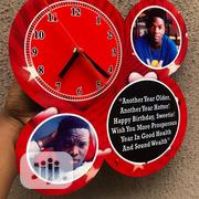 Round Wall Clock/360 Wall Clock | Home Accessories for sale in Lagos State, Apapa