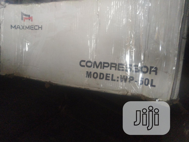 Archive: Air Compressor 3HP 50liters