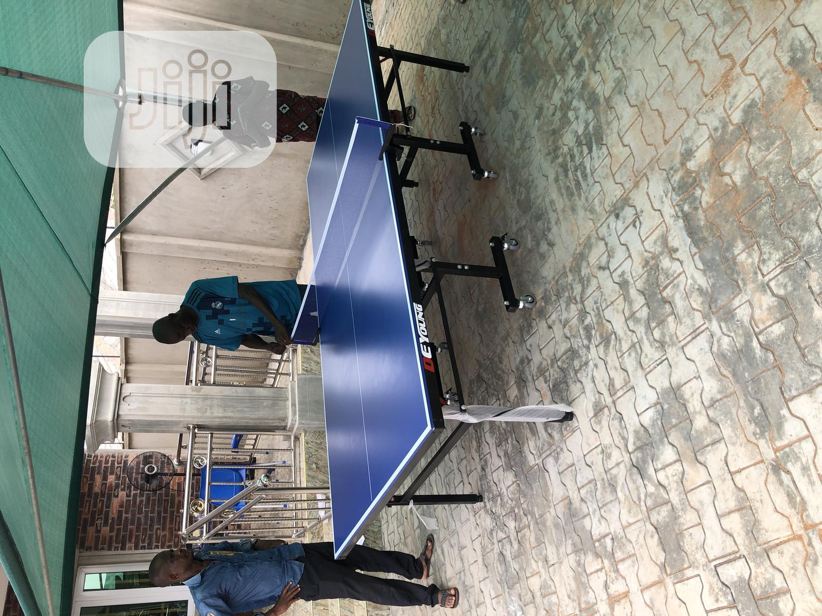 Table Tennis 🏓